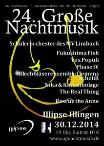 24. Große Nachtmusik